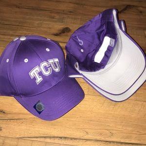 TCU Texas Christian University Horned Frogs ⚾️🏈🏀